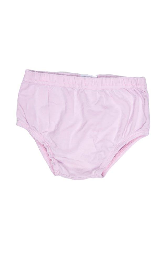 Vestido rosado 97% algodón, 3% spandex con tul. Viene con calzoncitoen en juego. Estado 7/10 depero hacemos una excepción por que sabemos que hará felíz a aluna mini - fan de Hello Kitty. - Hello Kitty By Sanrio foto 2