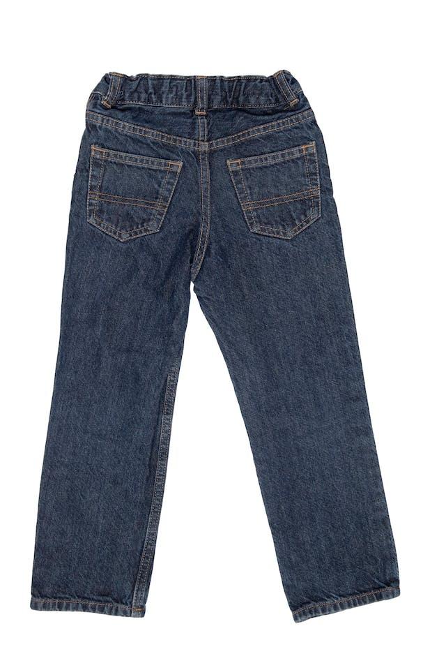 Jean con cintura regulable 100% algodón. Talla en etiquetra 5T - OshKosh foto 2