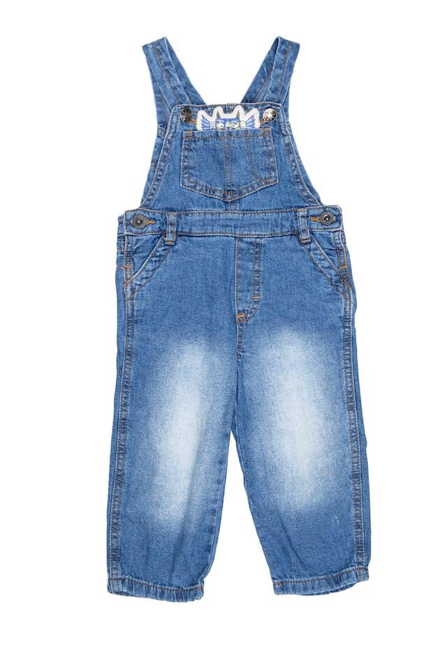Overall jean  100% algodón - Circus foto 1