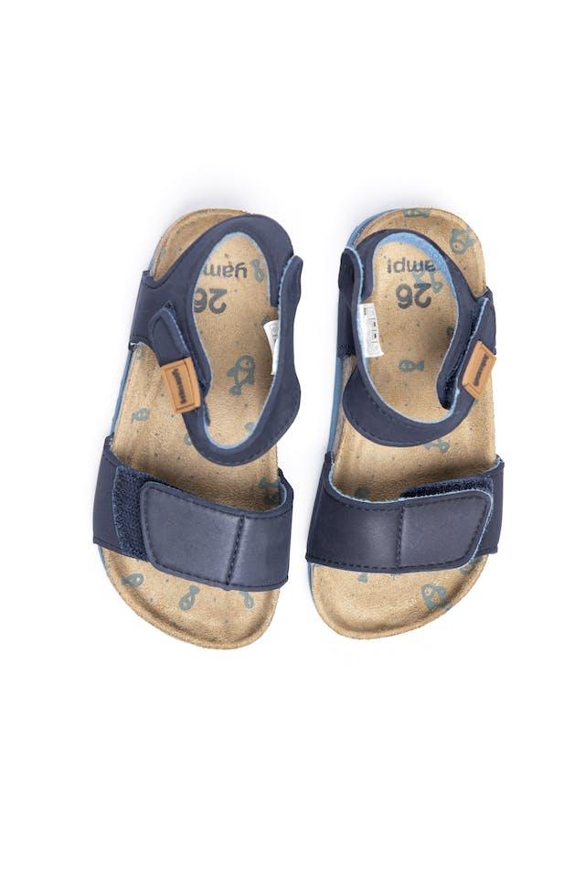 sandalias azulez - YAMP foto 1